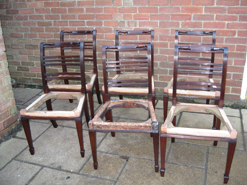 bespoke dining chairs to make a set